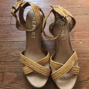 Report Woven Wedges